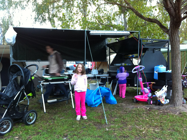 Murraybank Caravan Park - Murray River caravanning and camping