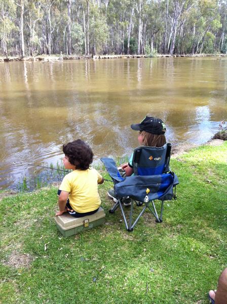 Murraybank Caravan Park Mathoura New South Wales